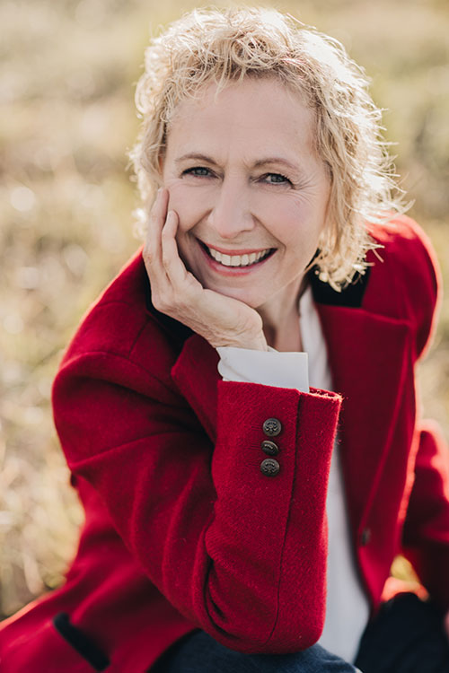 Autorin Cornelia Engel